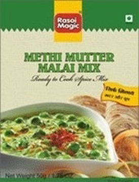 Picture of Rasoi Magic Methi Mutter Malai Spice Mix 50g