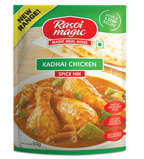Picture of Rasoi Magic Kadhai Chicken 50g