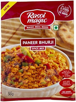 Picture of Rasoi Magic Paneer Bhurji spice mix 50g