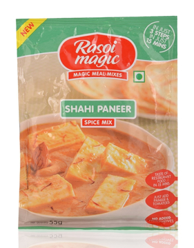 Picture of Rasoi Magic Shahi Paneer Spice Mix 50g