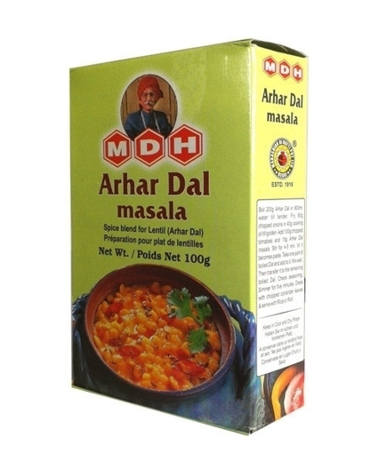 Picture of MDH Arhar Dal (Lentil)   Masala (Spices) 100g