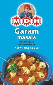 Picture of MDH Garam Masala (Spices) 100g
