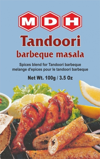 Picture of MDH Tandoori barbeque Masala (Spices) 100g