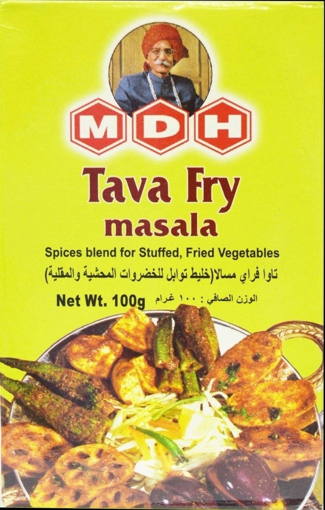 Picture of MDH Tava Fry Masala (Spices) 100g