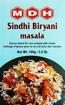 Picture of MDH Sindhi Biryani Masala (Spices) 100g