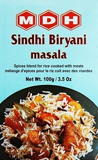 Picture of MDH Sindhi Biryani Masala (Spices) 100g