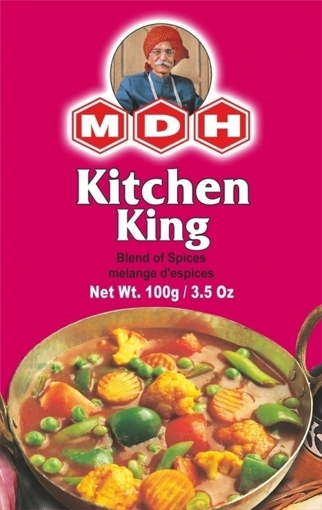 Picture of MDH Kitchen King Masala (Spices) 100g