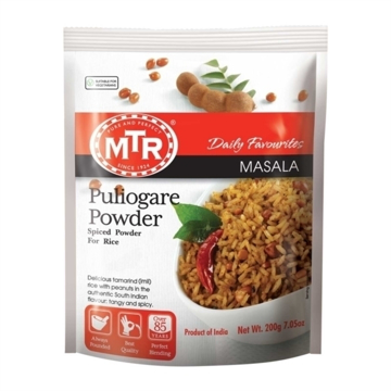 Picture of MTR Puliyogare Powder for Tamarind Rice 200g