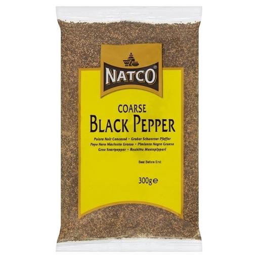 Picture of Natco Black Pepper Coarse 300g