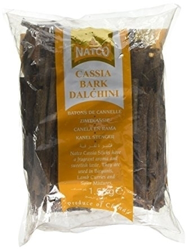 Picture of Natco Cassia (DalChini) Sticks 1.5Kg