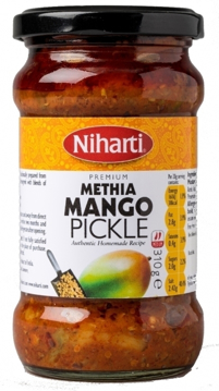 Picture of Niharti Premium Methi Mango Pickle 310g