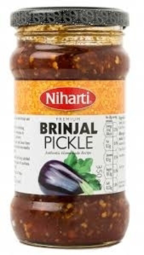 Picture of Niharti Premium Brinjal Pickle 350g