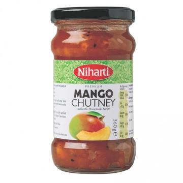 Picture of Niharti Premium Mango Chutney 360g