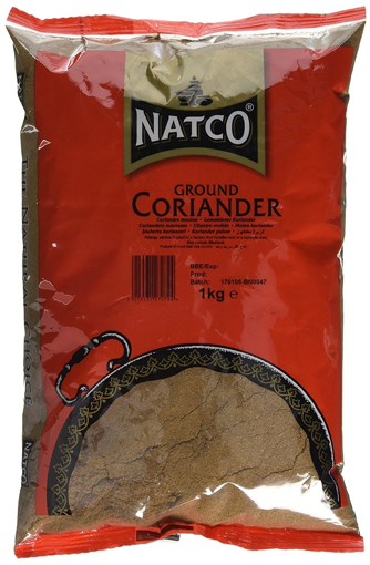Picture of Natco Coriander Ground 1Kg