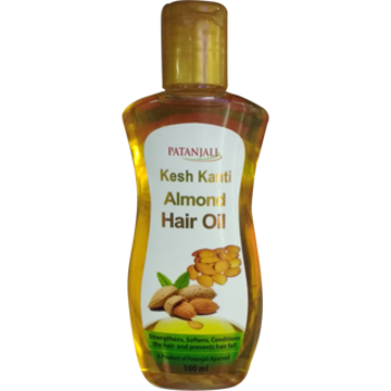 Picture of Patanjali Almond Hair Oil 100ml