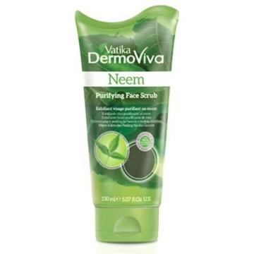 Picture of Vatika DermoViva Neem Purifying Face Scrub 150ml