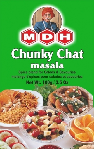 Picture of MDH Chunky Chaat Masala 100g