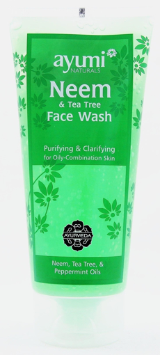 Picture of Ayumi Neem  & Tea Tree Face Wash 200ml
