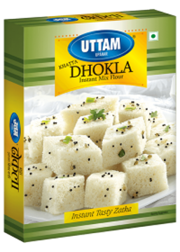 Picture of Uttam Khatta Dhokla Instant Mix 400g