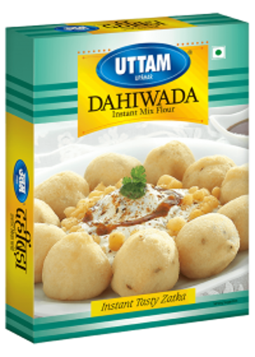 Picture of Uttam Uphar Dahiwada Instant Mix 400g