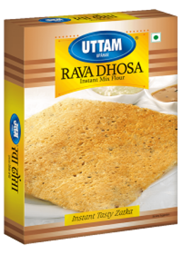 Picture of Uttam Uphar Rava Dhosa Mix Flour 400g