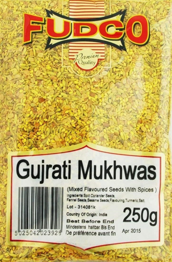 Fudco Gujarati (Mixed Flavour Seeds) Mukhwas 250g