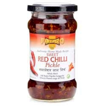 Fudco Sweet Red Chilli Pickle 340g