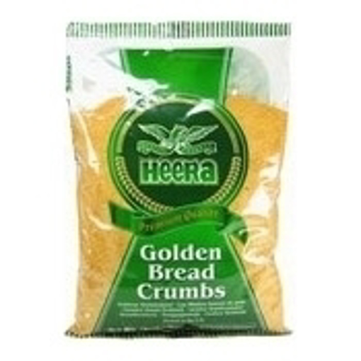 Picture of Heera Golden Bread Crumbs 1Kg
