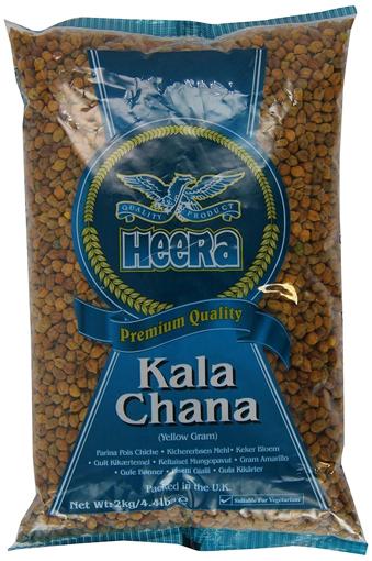 Heera Kala Chana 2Kg