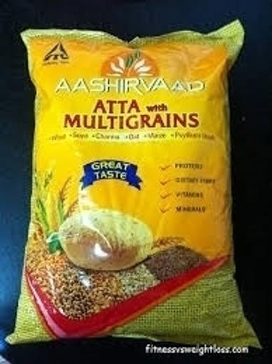 Aashirvad Multigrain Atta (Flour) 10Kg