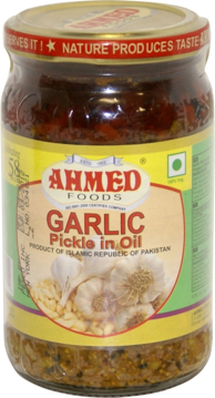 Ahmed Garlic Pickle in Oil 330g