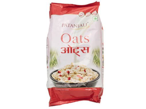 Picture of Patanjali Oats 500g