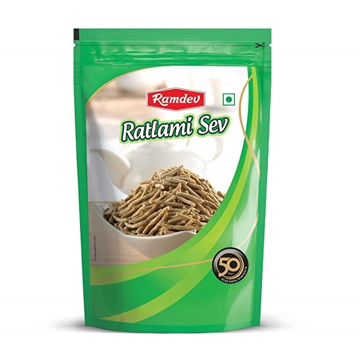 Picture of Ramdev Ratlami Sev 400g