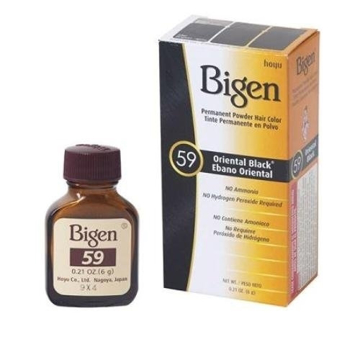 Bigen Oriental Black Hair Colour 59