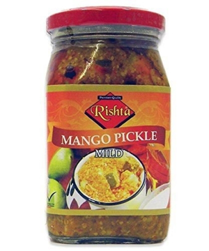 Picture of Rishta Mango Pickle (Mild) 400g