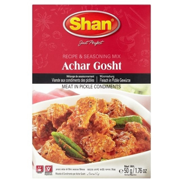 Picture of Shan Achar Gosht Curry 50g