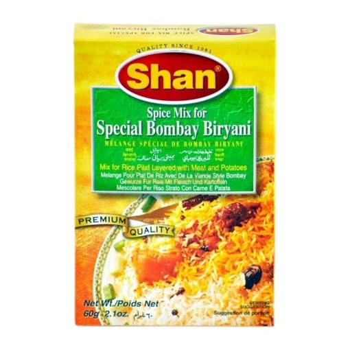 Picture of Shan Bombay Biryani Mix 65g