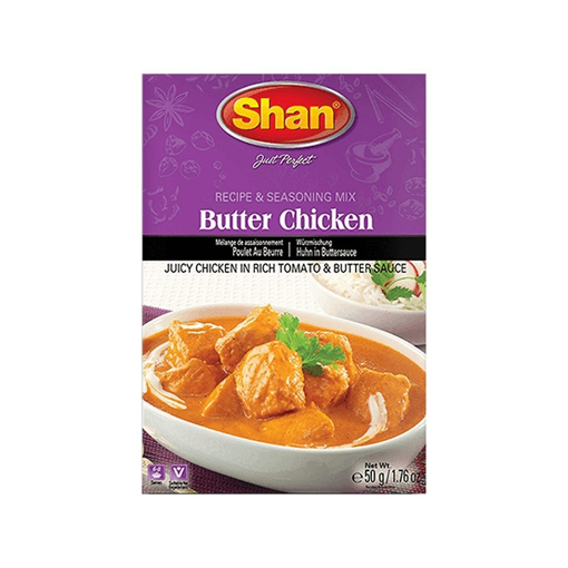 Picture of Shan Butter Chicken Mix 50g