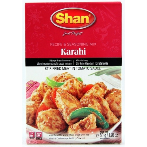 Picture of Shan Karahi Masala 50g