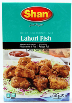 Picture of Shan Lahori Fish 100g