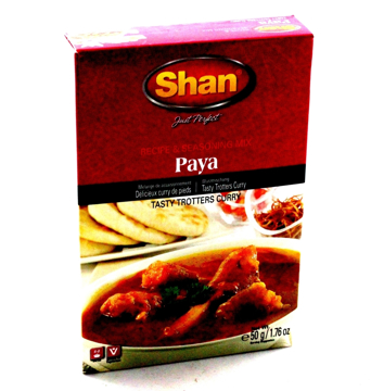 Picture of Shan Paya Masala 50g
