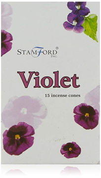Picture of Stamford Violet Incense Cones
