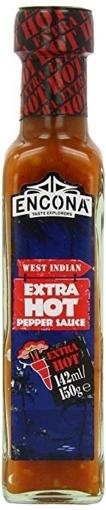 Encona West Indian Extra Hot Pepper Sauce 142ml