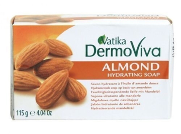 Picture of Vatika Dermoviva Almond Hydrating Soap 115g