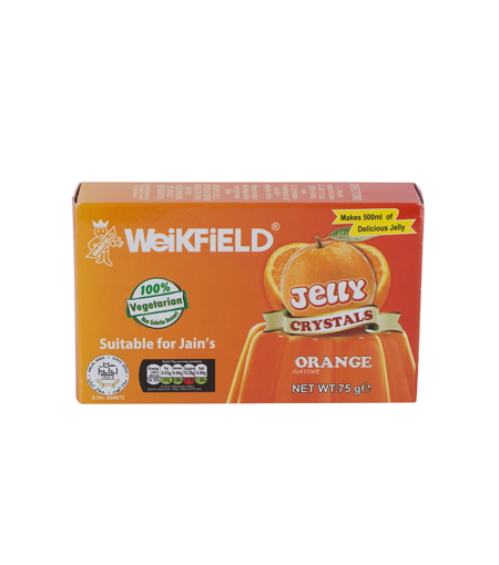 Picture of WeiKField Jelly Orange 75g