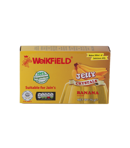 Picture of WeiKField Jelly Crystal Banana 75g