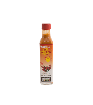 Picture of Weikfield Hot Peri Peri Sauce 265g