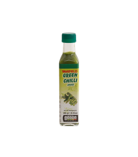 Picture of Weikfield Green Chilli Sauce 265g