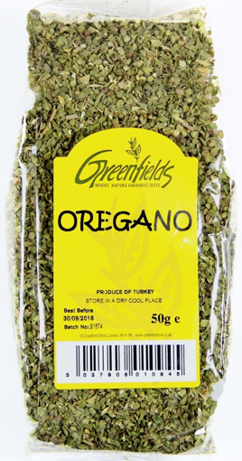 Picture of Greenfields  Oregano 50g