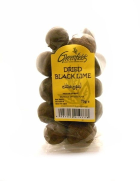 Picture of Greenfields Dried Black Lime 75g